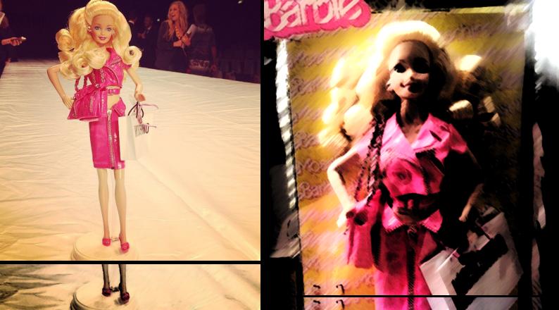 Mood Barbie 4