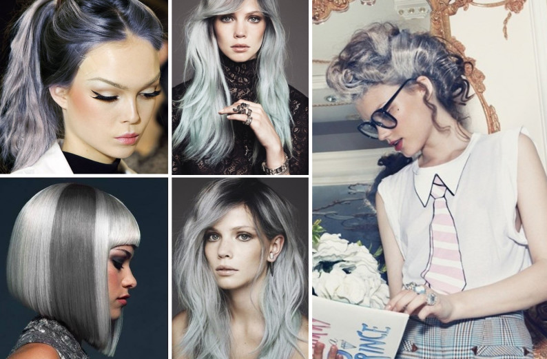 50 SFUMATURE DI GRIGIO…NEI CAPELLI. Written by Claudia Palombi Posted in  Beauty e49e16831534