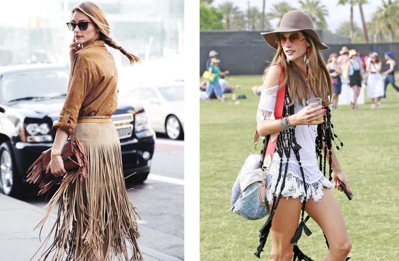 abbigliamento country chic
