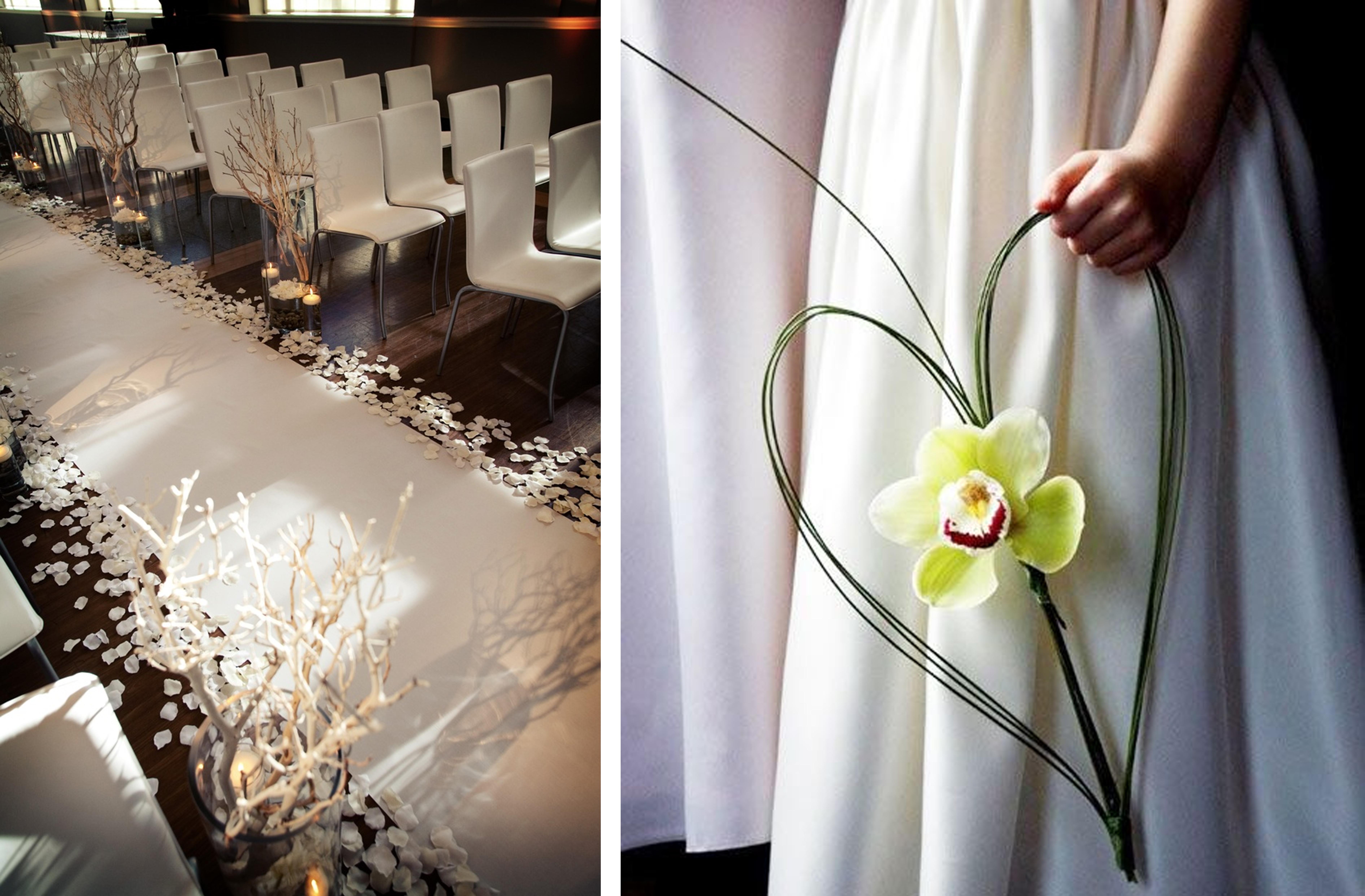 Matrimonio minimal chic for Stile minimal chic