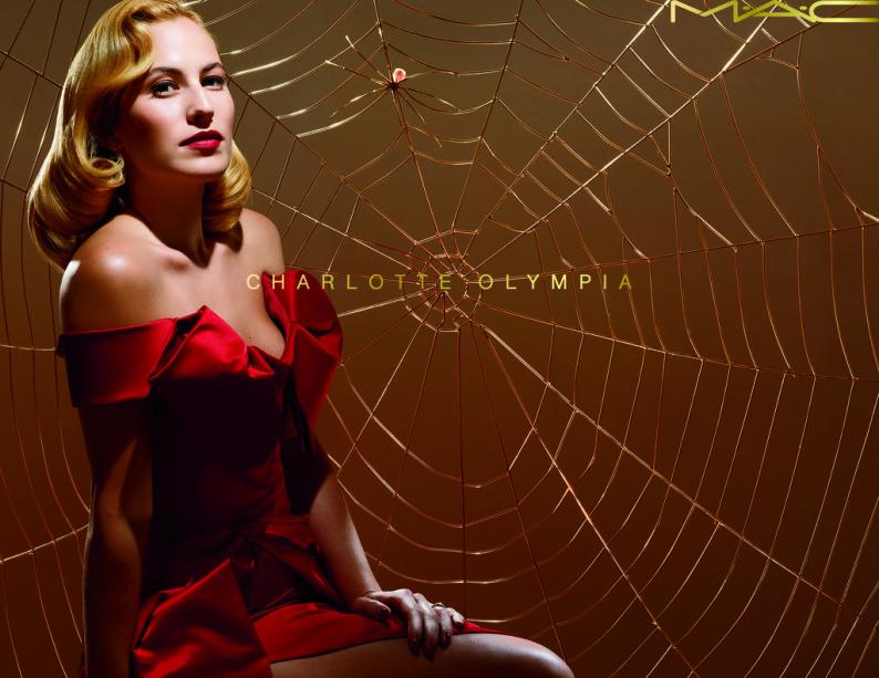 Charlotte-Olympia-MAC-Cosmetics