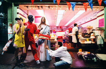 DAVID LACHAPELLE CHIC