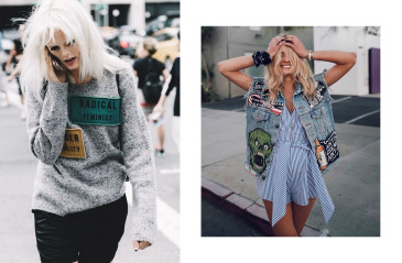 PATCHES CHIC STYLE