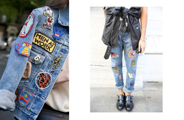 PATCHES FASHION