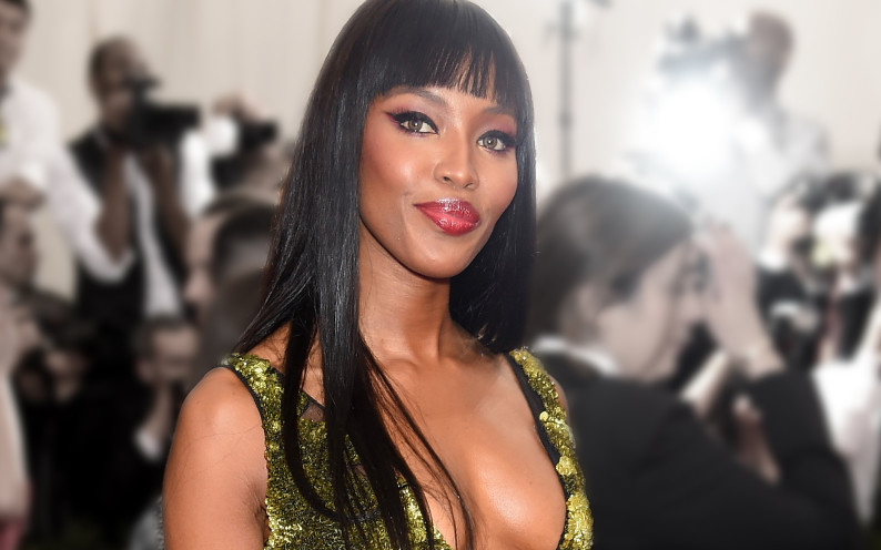 """NEW YORK, NY - MAY 04: (EDITORS NOTE: Image has been digitally altered.) Naomi Campbell attends the """"China: Through The Looking Glass"""" Costume Institute Benefit Gala at the Metropolitan Museum of Art on May 4, 2015 in New York City.  (Photo by Dimitrios Kambouris/Getty Images)"""
