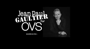 Jean Paul Gaultier per OVS