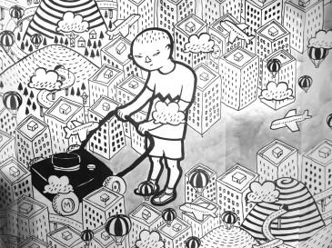 MILLO STREET ARTIST