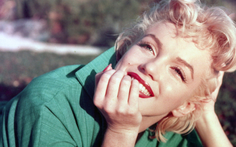 Marilyn Monroe in mostra a Torino 2