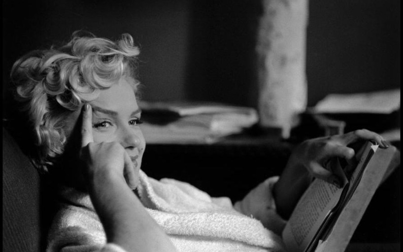 Marilyn Monroe in mostra a Torino