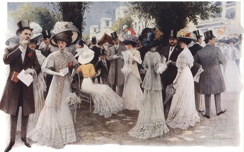 Moda e bellezza nel primo Novecento 8