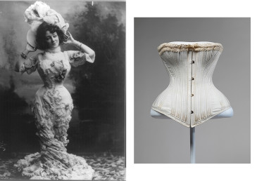 corsetto moda