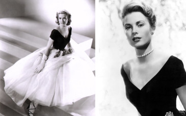 GRACE KELLY MODA ANNI 50