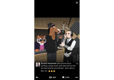 J-Ax e Bojack Horseman 001