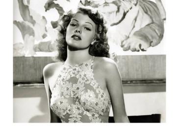 Rita Hayworth moda anni 40