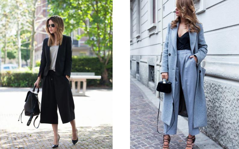 trend culottes autunno 2016