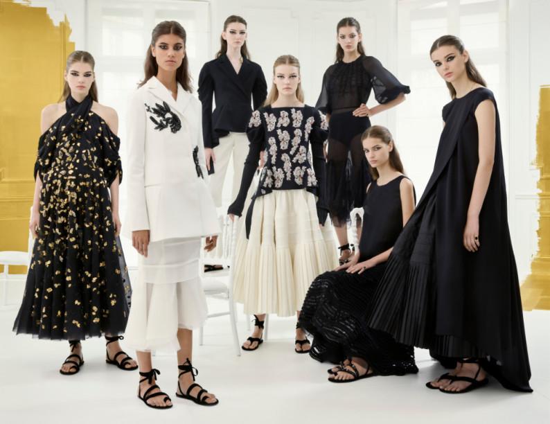 Dior Haute Couture Autunno Inverno 2016-2017