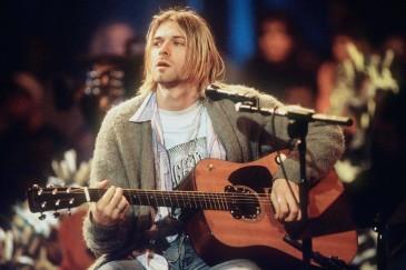 style icon Kurt Cobain