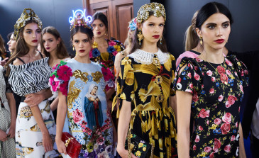 Dolce & Gabbana SS 2017