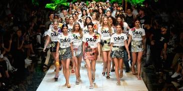 Dolce&Gabbana Spring Summer 2017