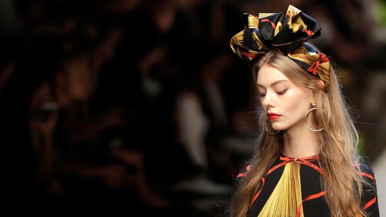 Milan Fashion Week Dolce and Gabbana Spring Summer 2017