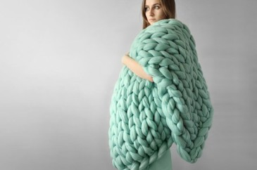 Giganto-blanket pattern Laura Birek