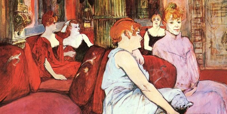Henri de toulouse lautrec in mostra a torino for Lautrec torino