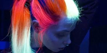 hair neon