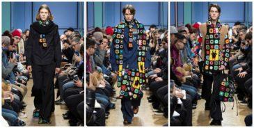 London Fashion Week: i dettagli a uncinetto nell