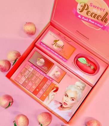 La collezione Sweet Peach di Too Faced