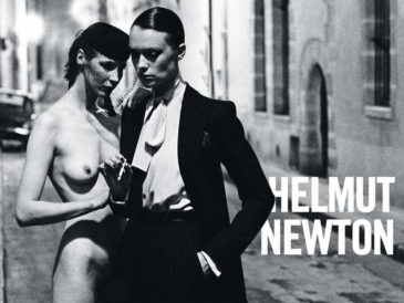 women - helmut newton