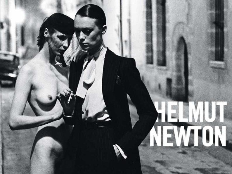 women - helmut newton