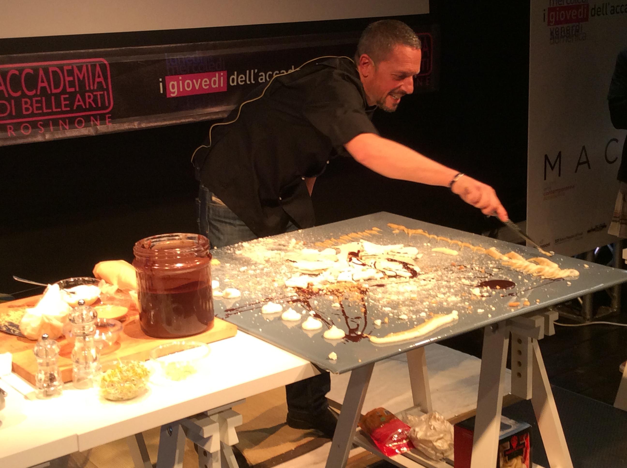 Art and food design accademia di belle arti frosinone for Accademia belle arti design