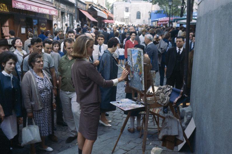 JANE FONDA A PARIS