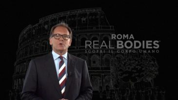 REAL BODIES ROMA