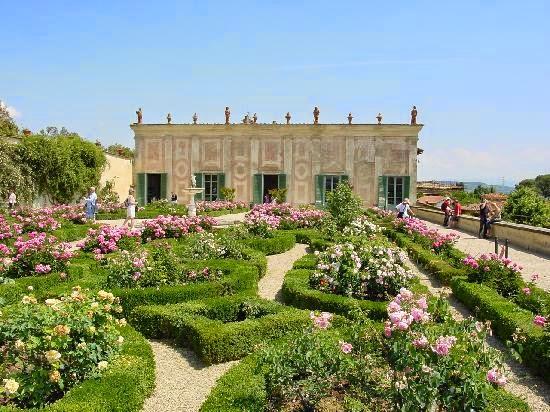 Gucci finanzia il restauro dei giardini di boboli e si prepara a sfilare al pitti - I giardini di boboli ...