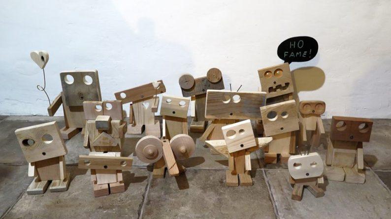 A tu per tu con il signor t chic style - Oggetti di design in legno ...